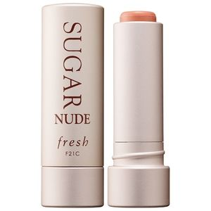 Fresh Sugar Lip Treatment Nude Sheer Peach Shimmer